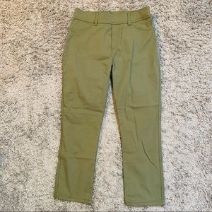 New Army Green Pants